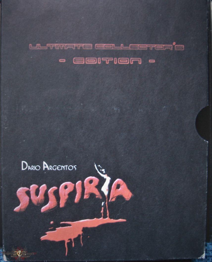 Suspiria - Ultimate Collector's Edition [DVD]
