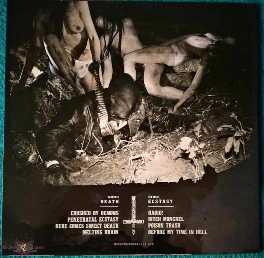 Midnight  – Sweet Death And Ecstasy    Vinyl