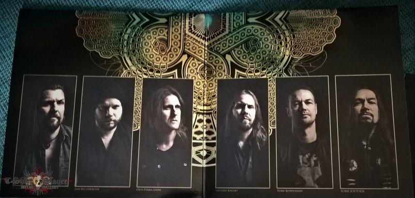 Amorphis – Queen Of Time    Vinyl