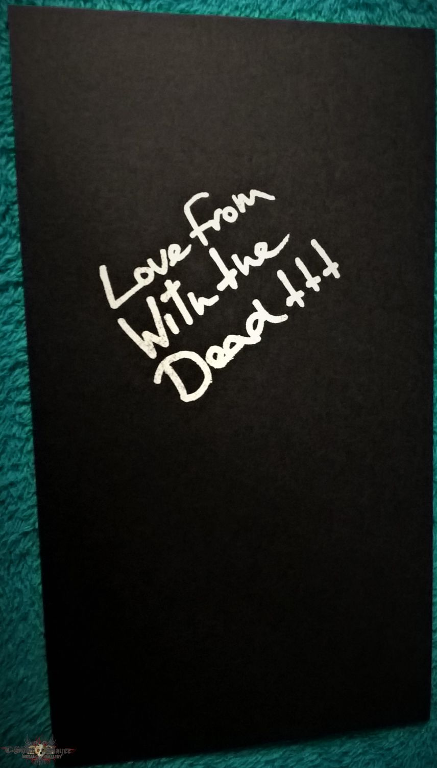 With The Dead – Love From With The Dead    Vinyl