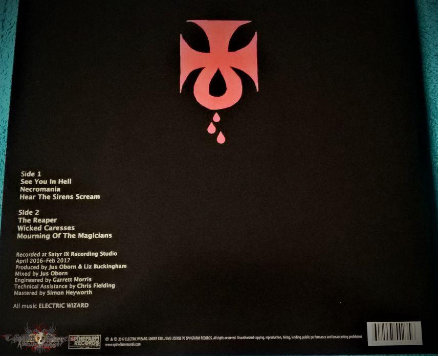 Electric Wizard  – Wizard Bloody Wizard   Vinyl