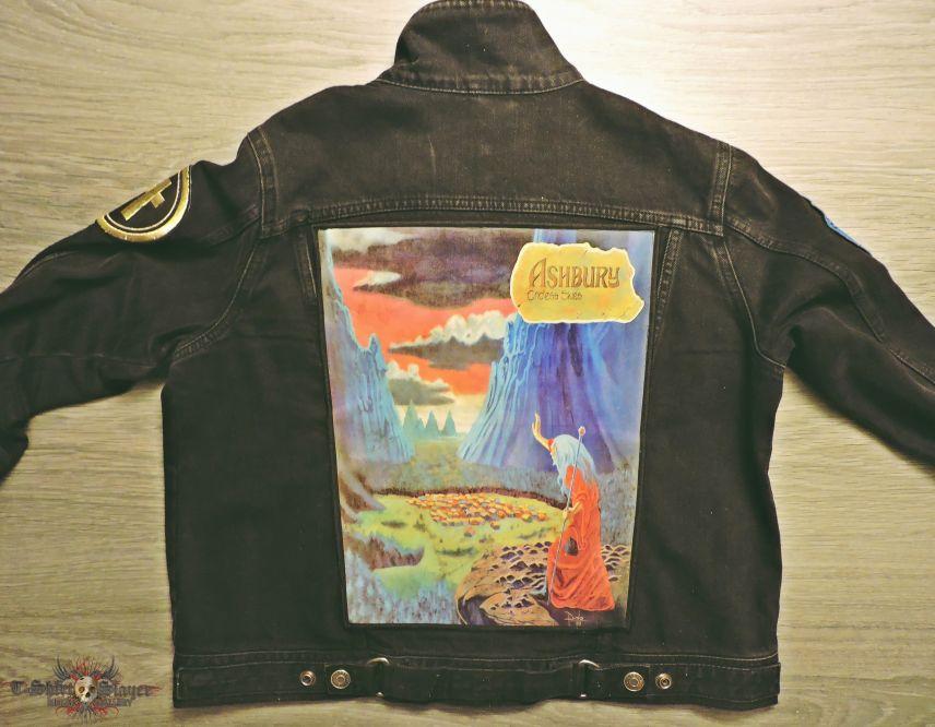 Ashbury jacket tshirtslayer tshirt and battlejacket gallery for Banded bottom shirts canada