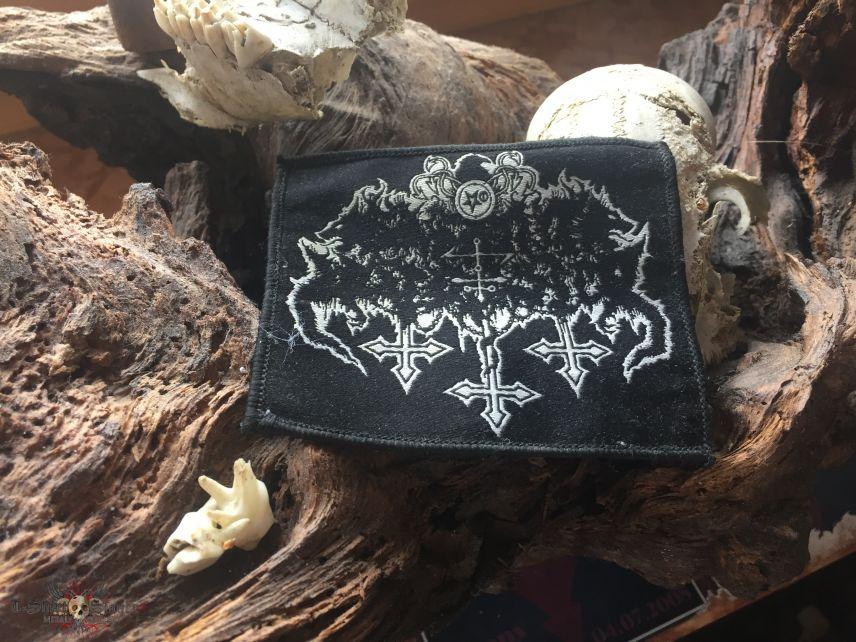 Satanic Warmaster - Logo Patch