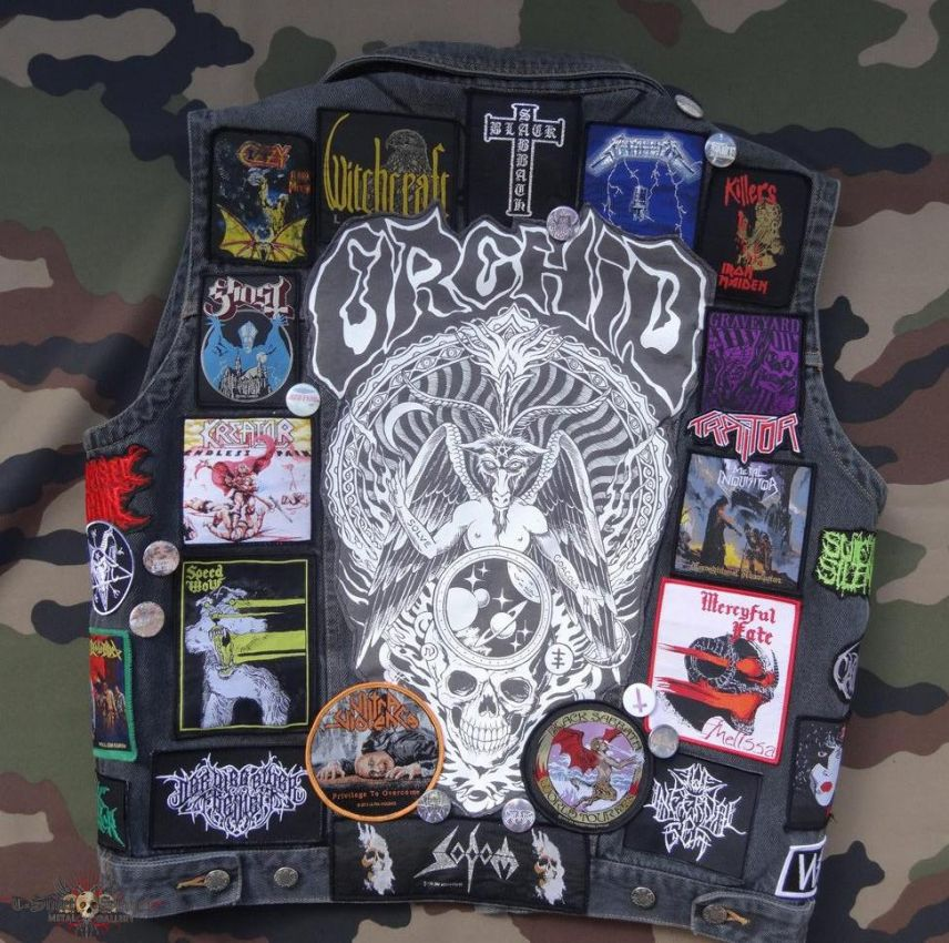 my jacket - Lucifer