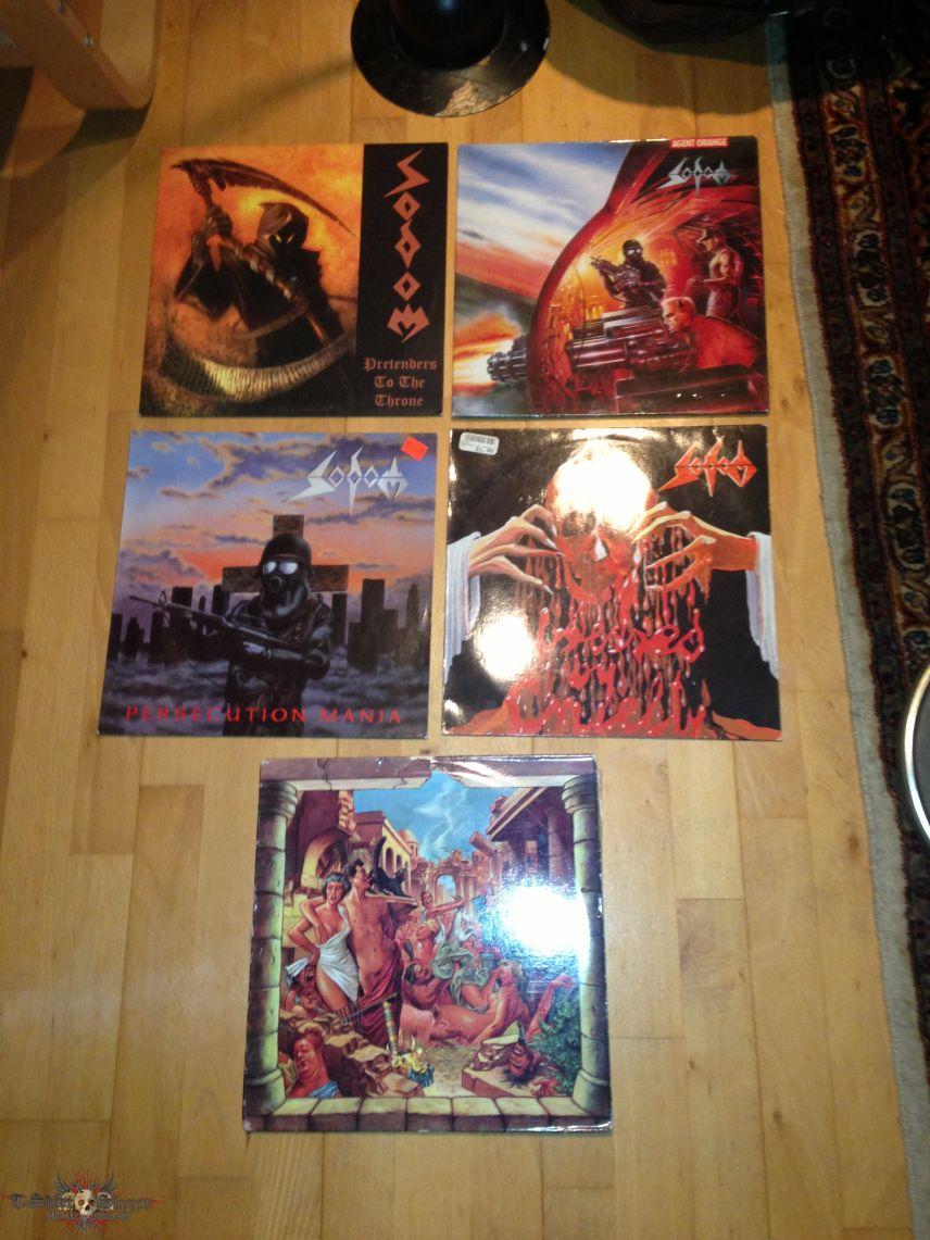 My Sodom LP's