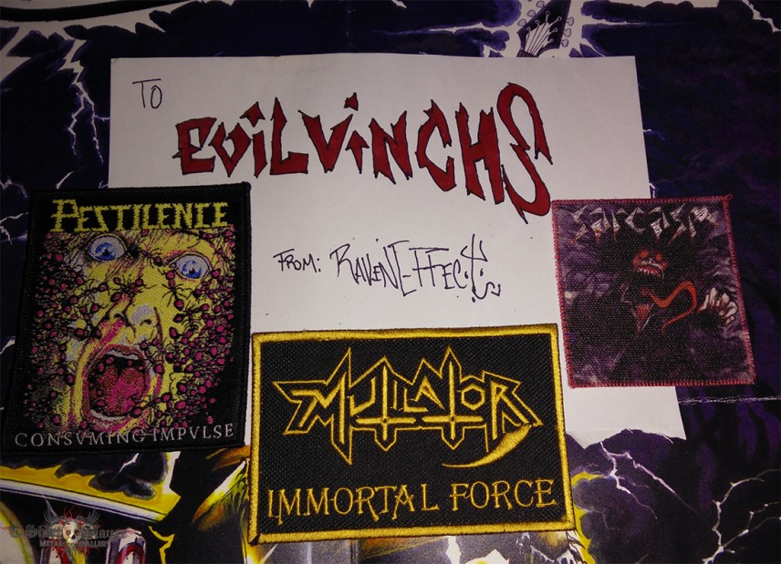 Patches for EvilVinchs
