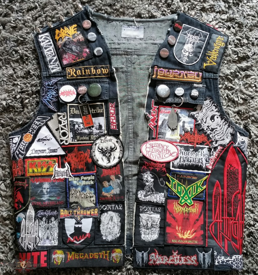 My Vest (updated and with close ups)