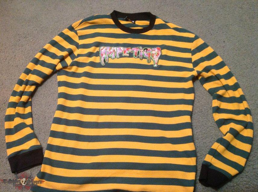 Custom impetigo sweater