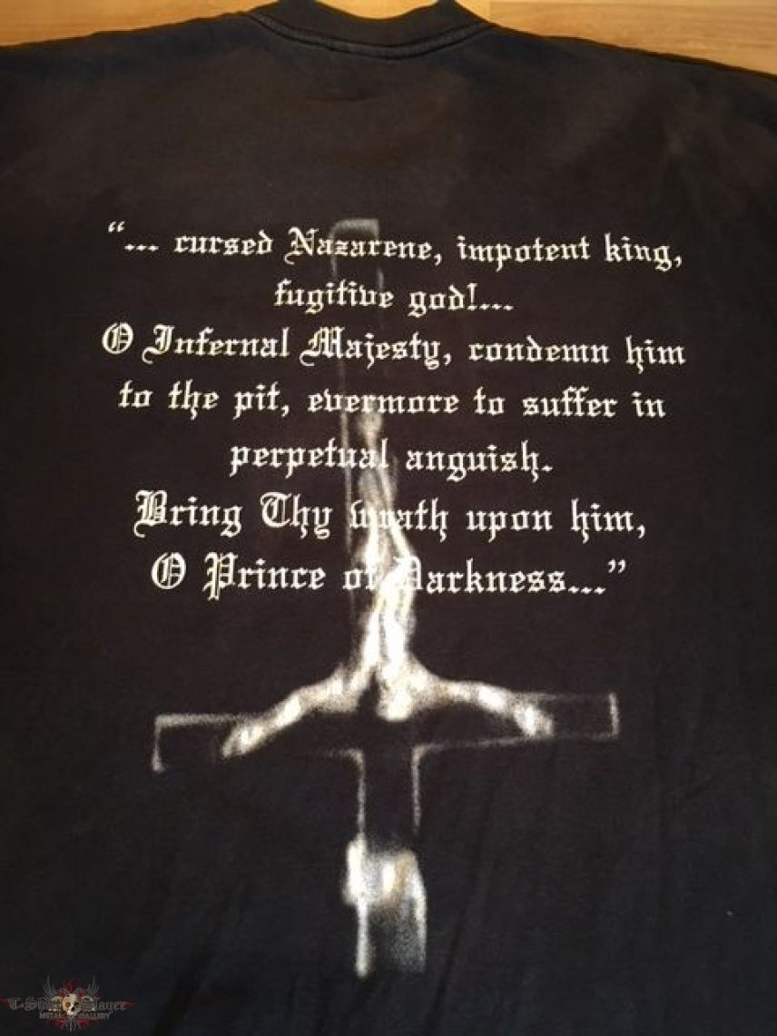 ARCHGOAT - Angelslaying Black Fucking Metal TS
