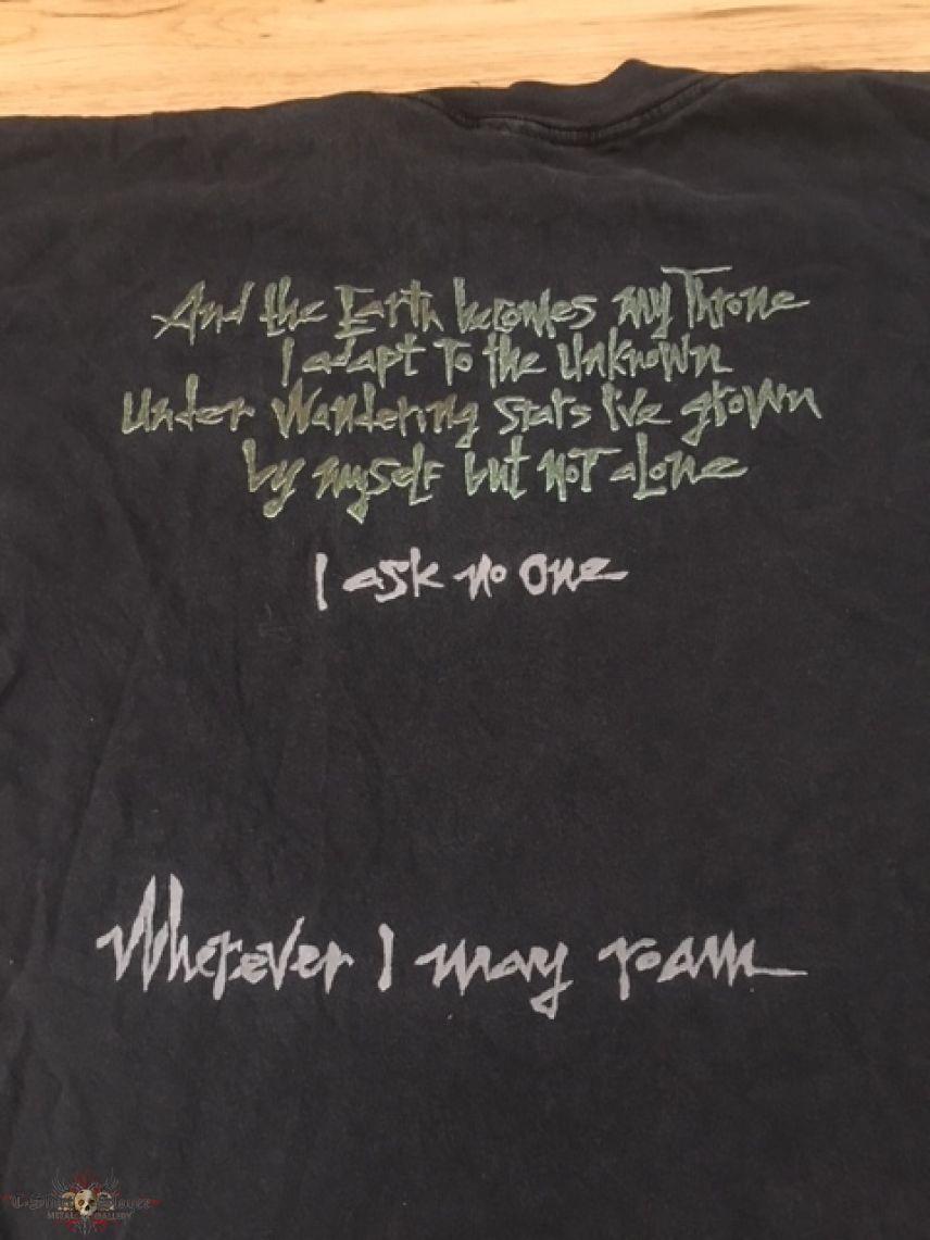Metallica - Wherever I May Roam TS