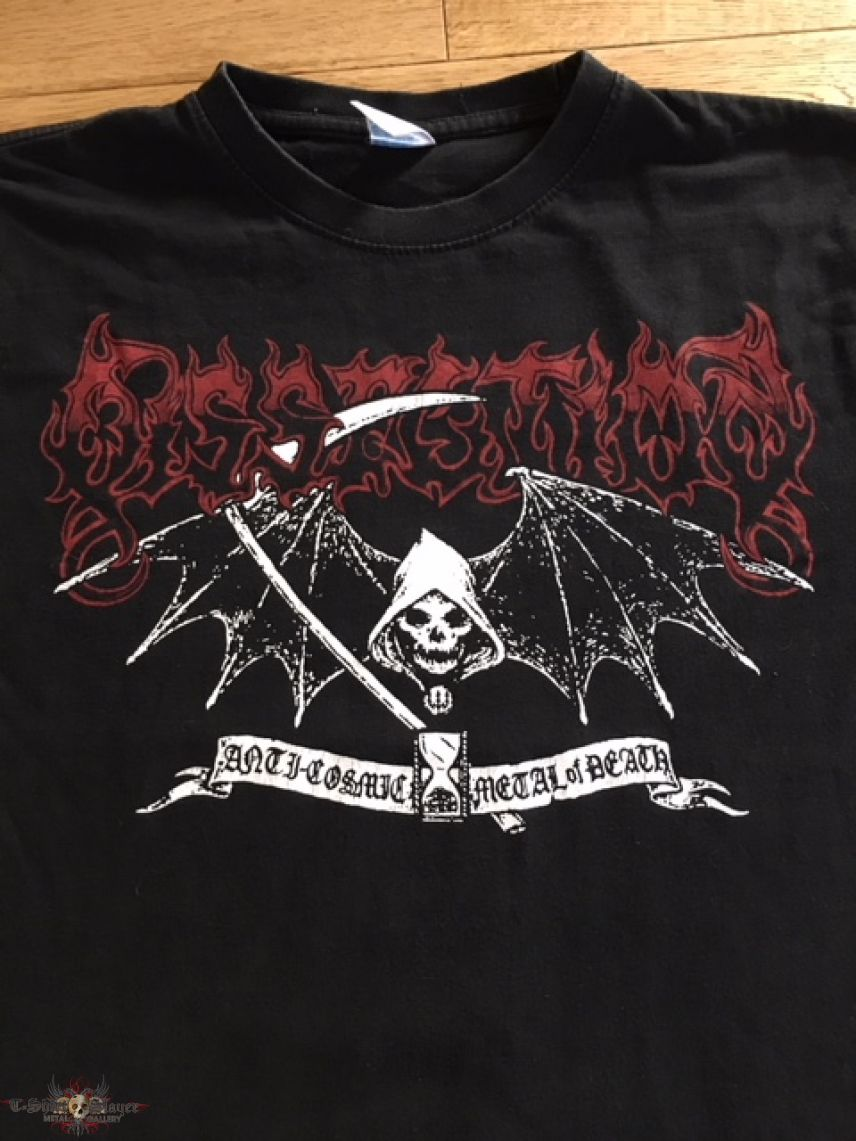 Dissection - Anti-Cosmic Metal Of Death TS