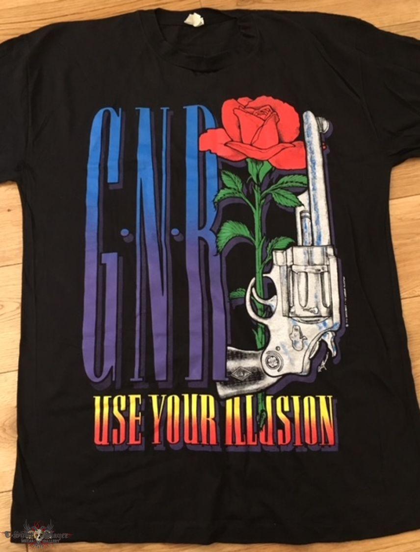 Guns N' Roses -  Use Your Illusion Tour 91-92-93 TS