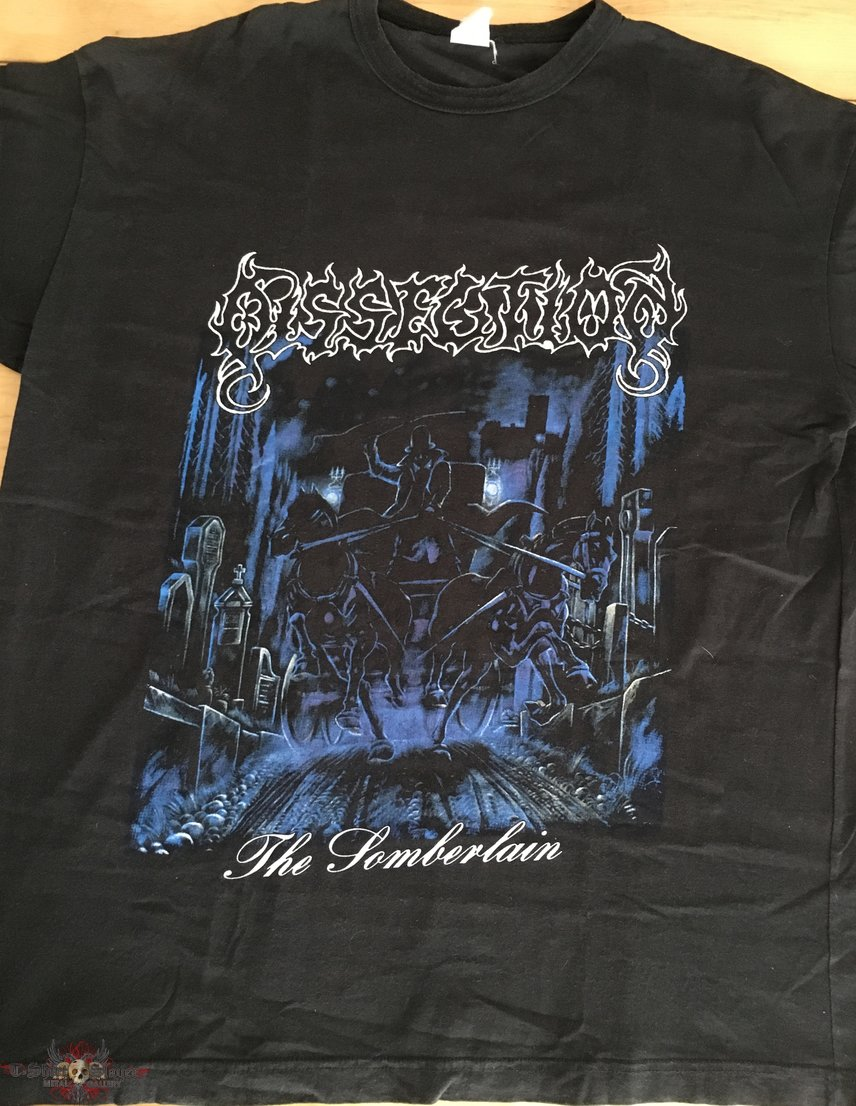 Dissection - The Somberlain TS