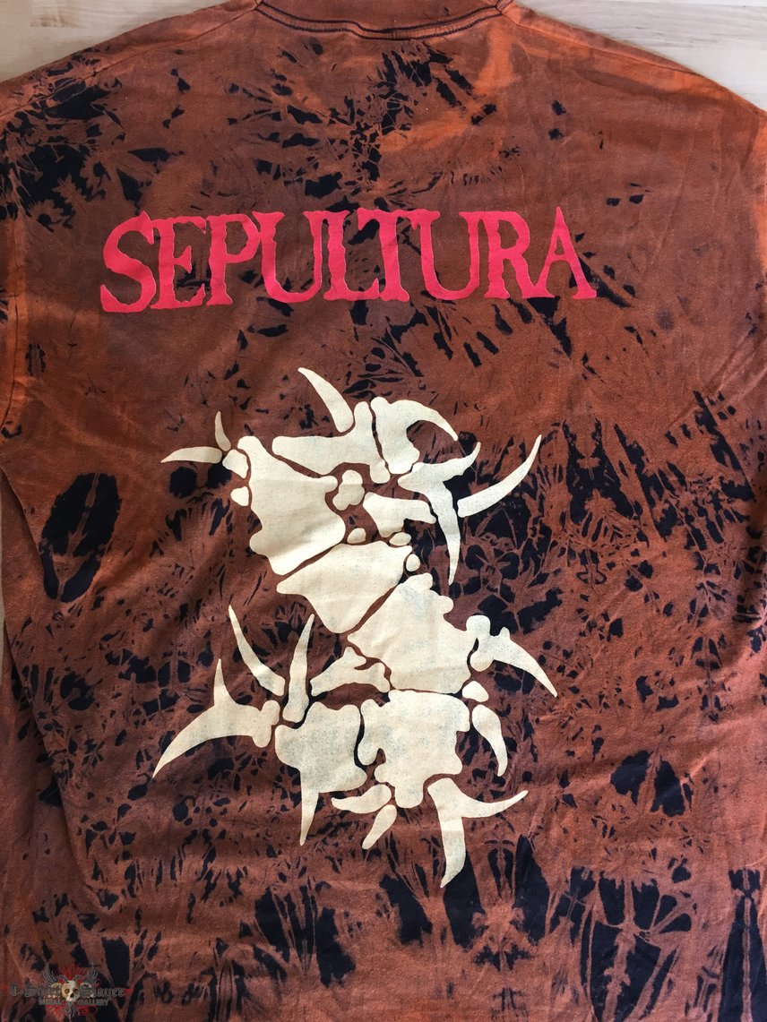 Sepultura - Beneath The Remains TS