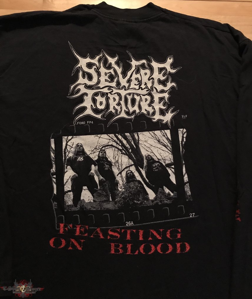 Severe Torture- Feasting On Blood LS