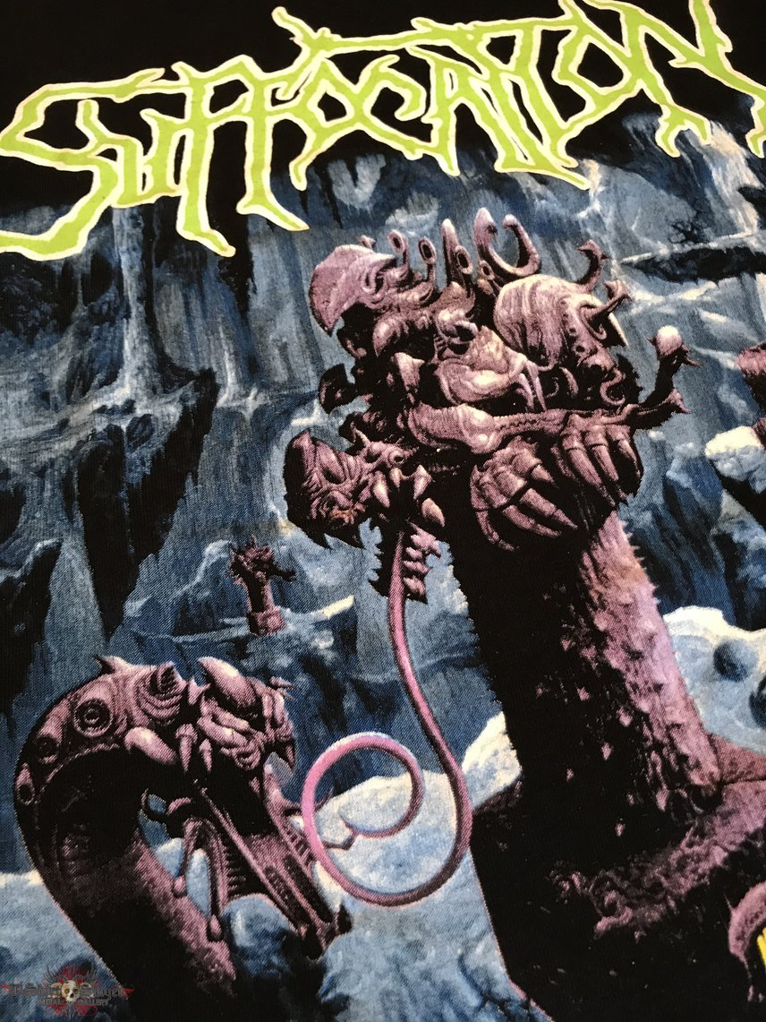 Suffocation- Breeding The Spawn TS