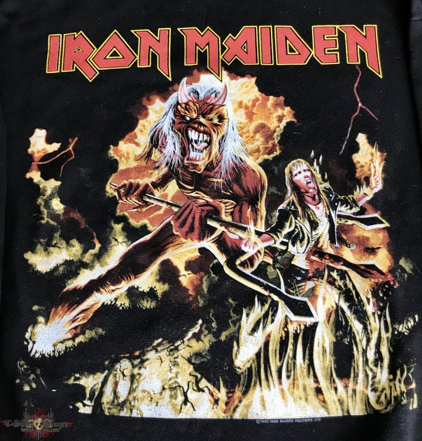 Iron Maiden - Hallowed Be Thy Name Sweater