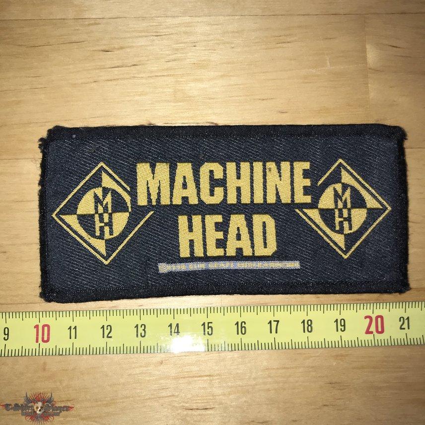 Machine Head - Logo Patch OG 1994