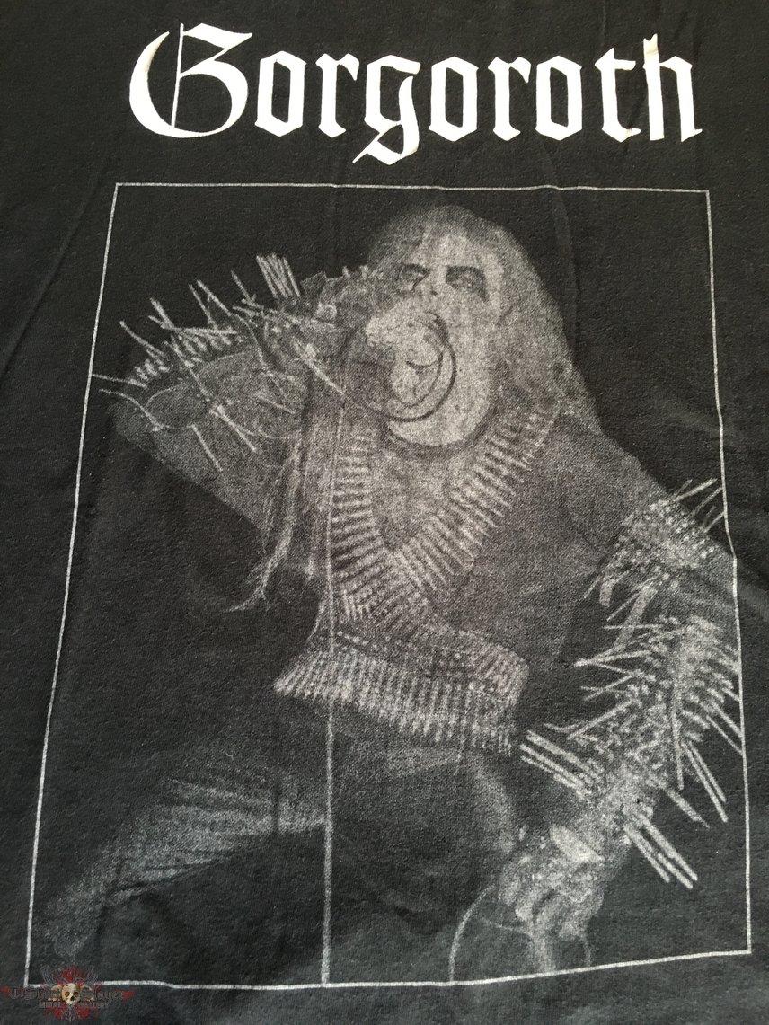 Gorgoroth - The Sin Of Satan... TS