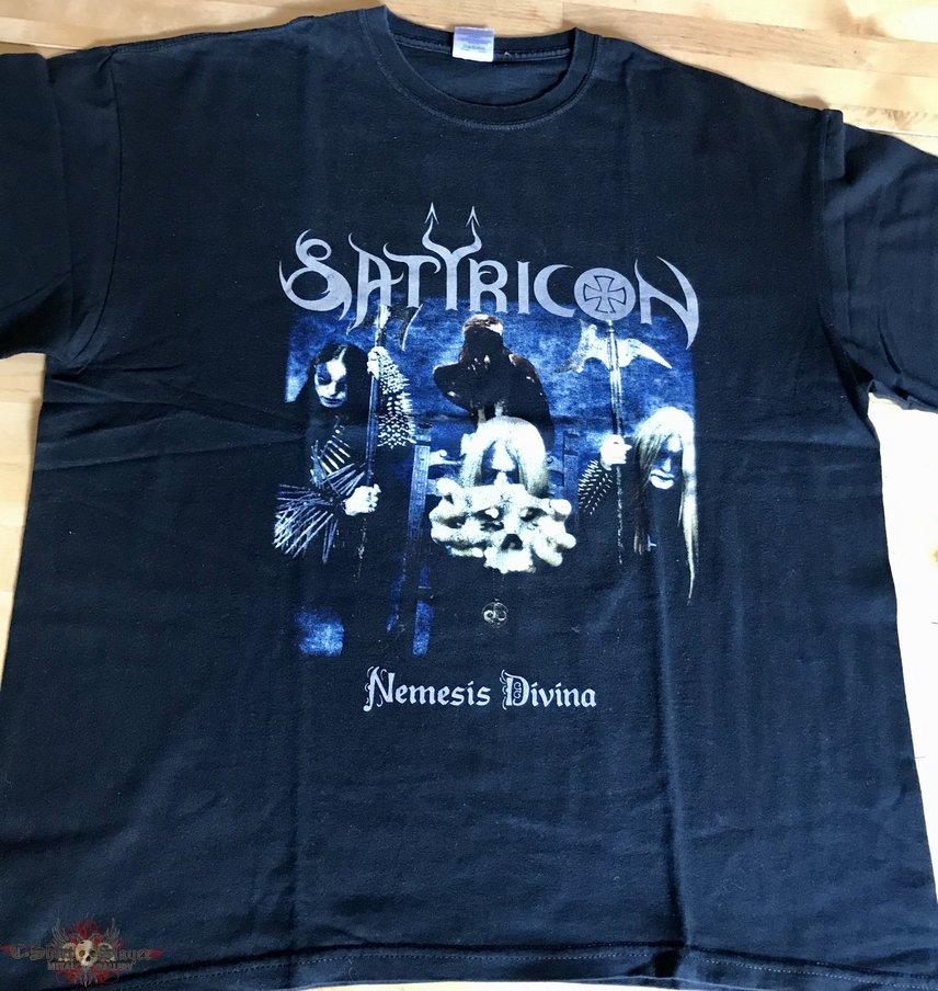 Satyricon - Nemesis Divina TS