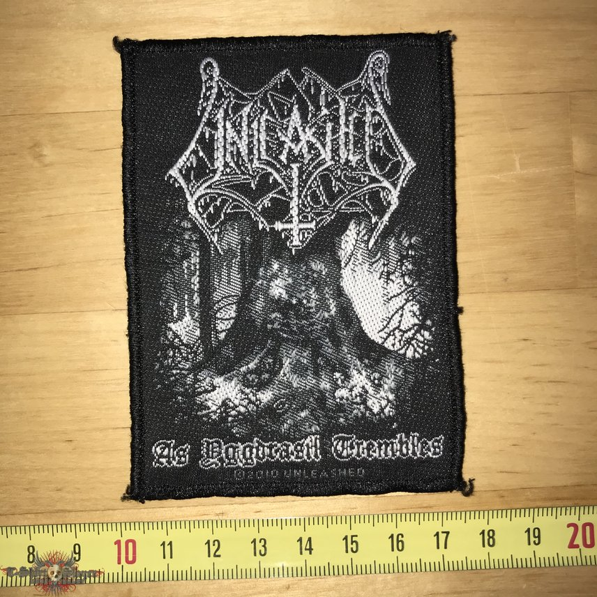 Unleashed - As Yggdrasil Trembles Patch OG 2010