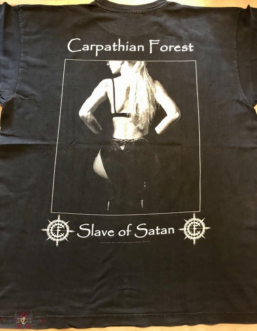 Carpathian Forest - Sluts Of Hell TS