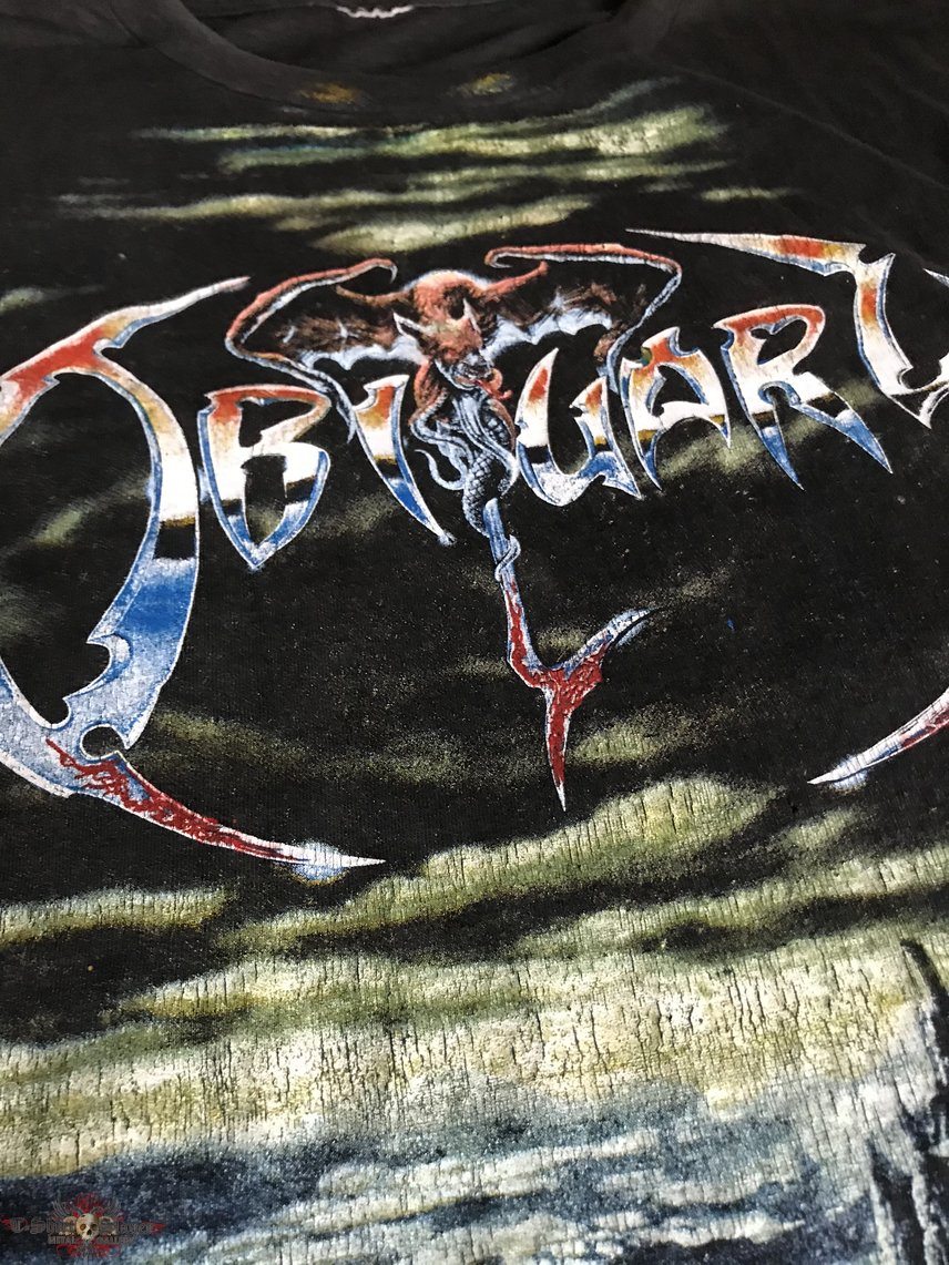Obituary - The End Complete 90's bootleg TS