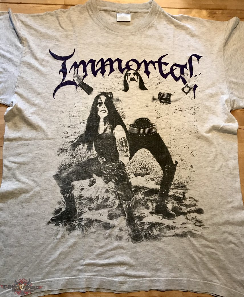 Immortal -  At The Heart Of Winter TS