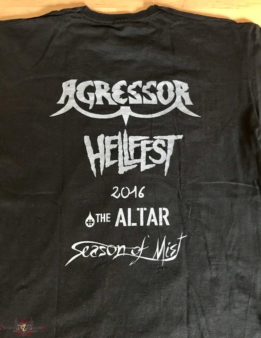 Agressor - Satan's Sodomy TS