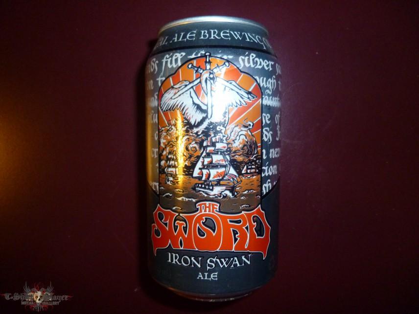 "The Sword ""Iron Swan Ale"" Beer"