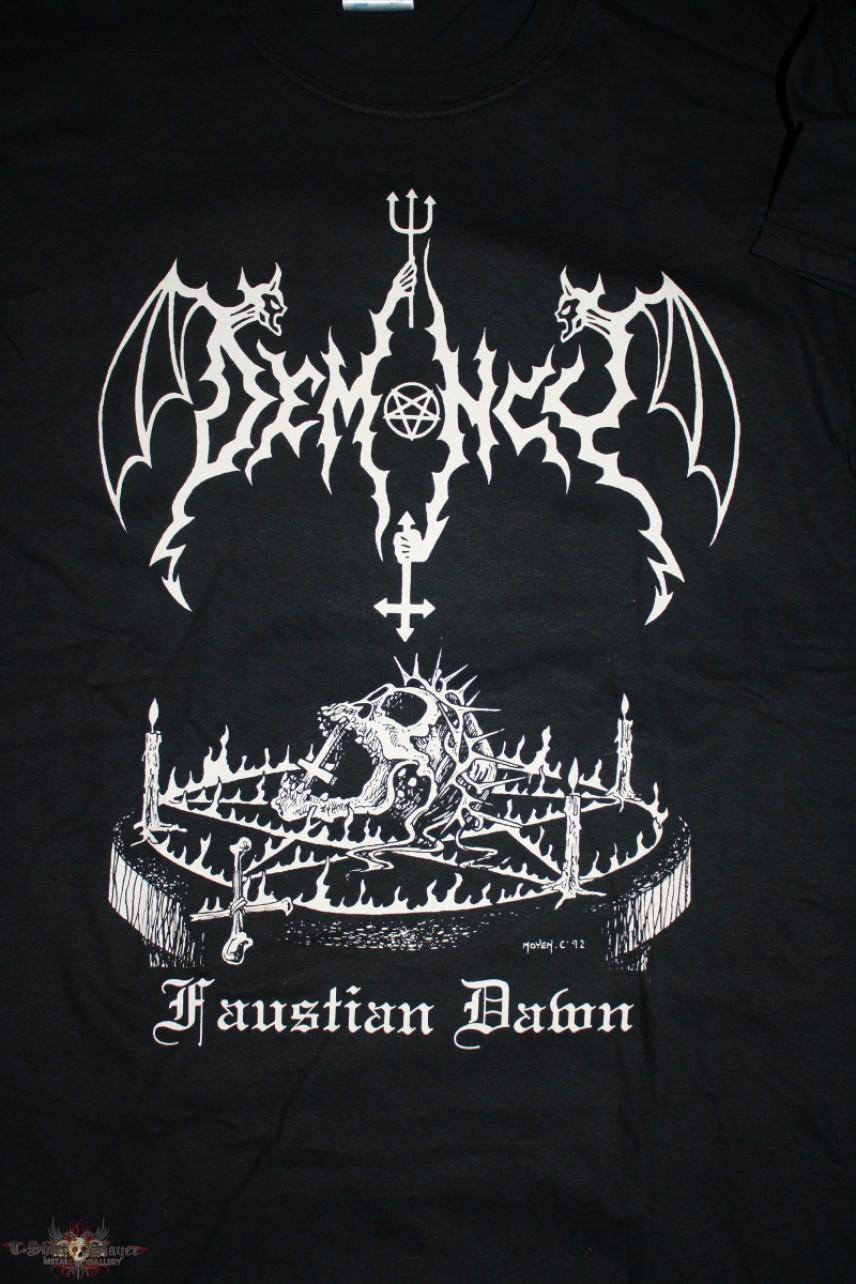 Demoncy - Faustian Dawn shirt