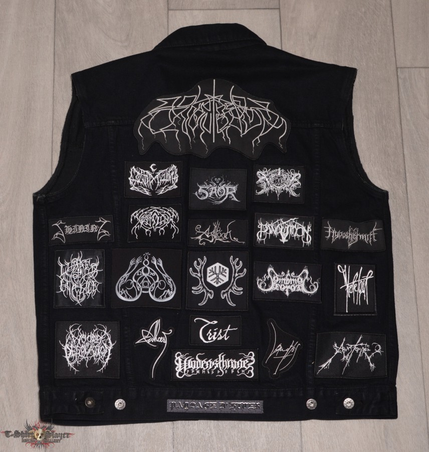 First Battlejacket (Updated yet again)