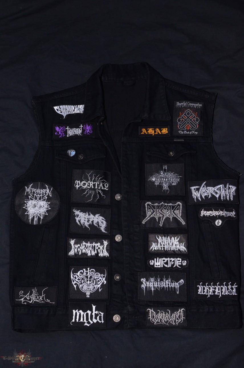 My First Battlejacket (Black, Death, Doom)