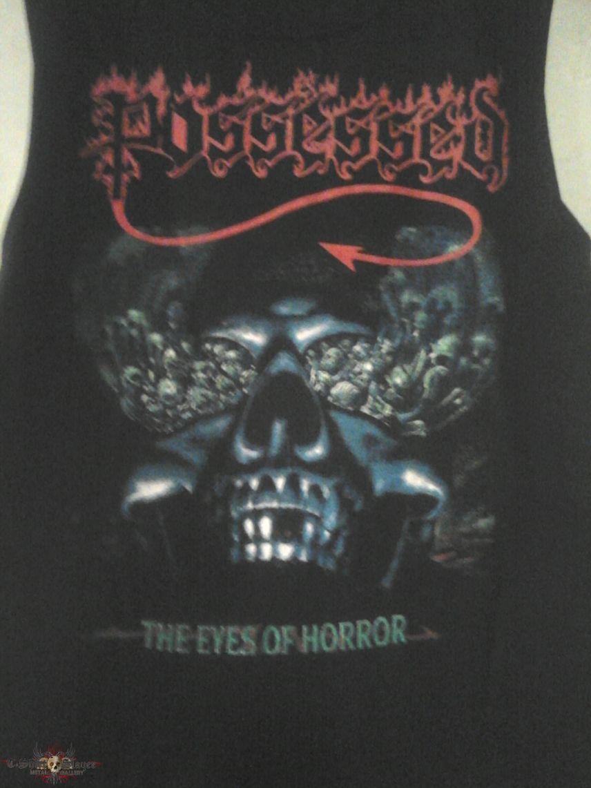 """Possessed """"The Eyes of Horror"""""""