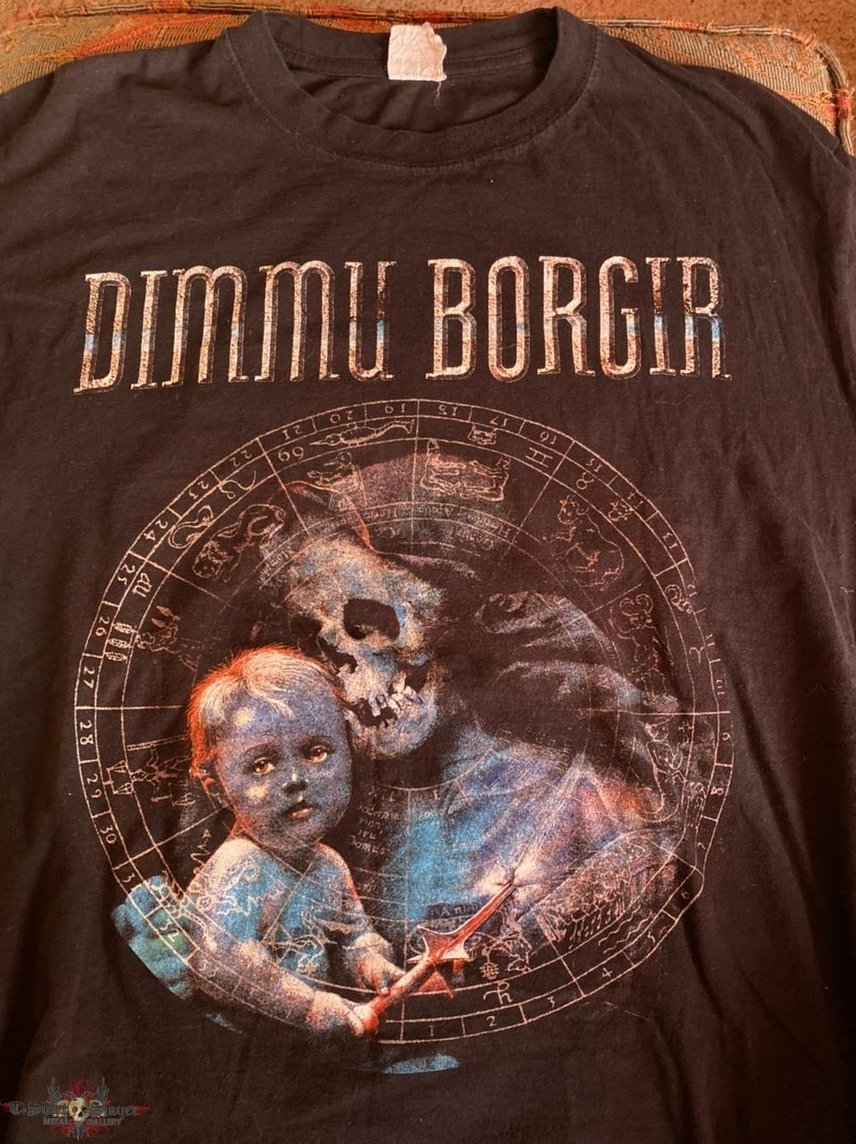 "Dimmu Borgir ""Total Death"" shirt"