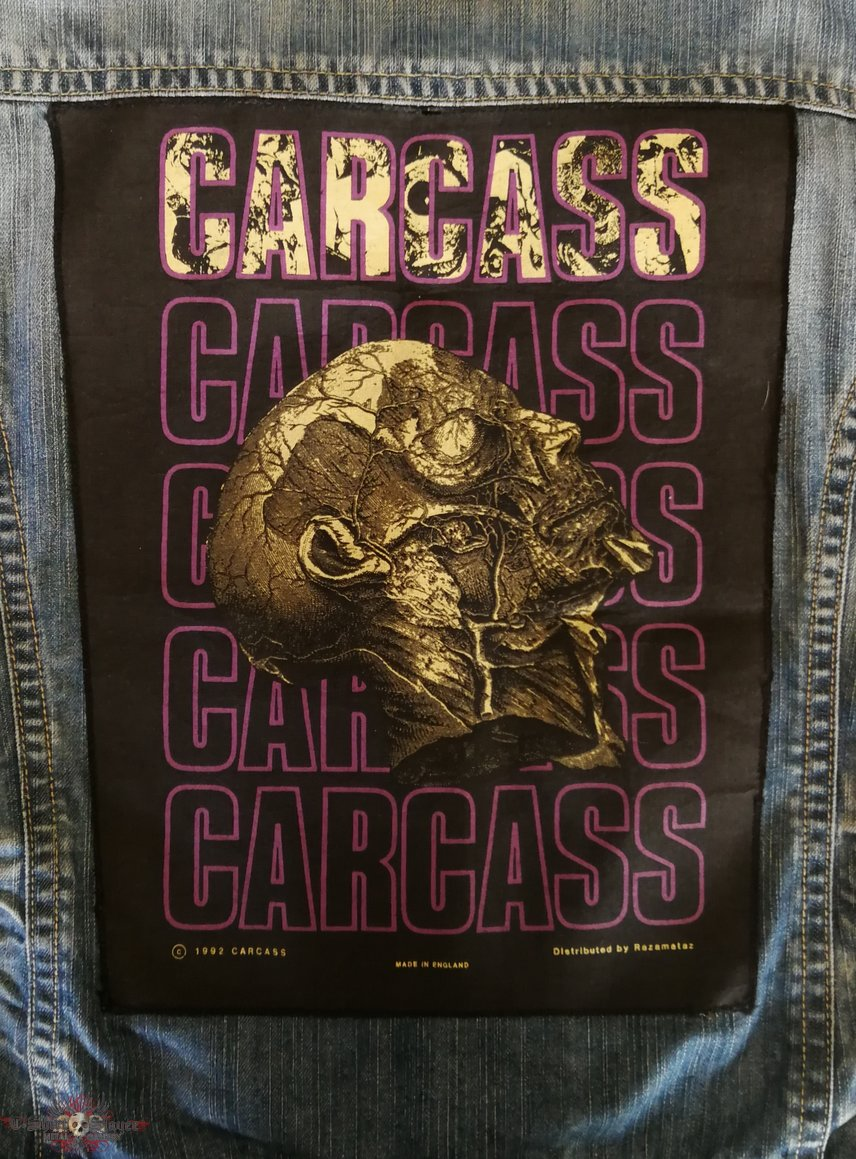 Back Patches available
