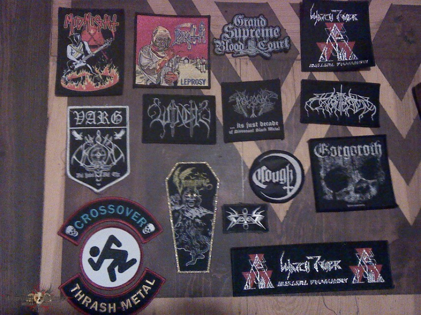 Patches to Trade