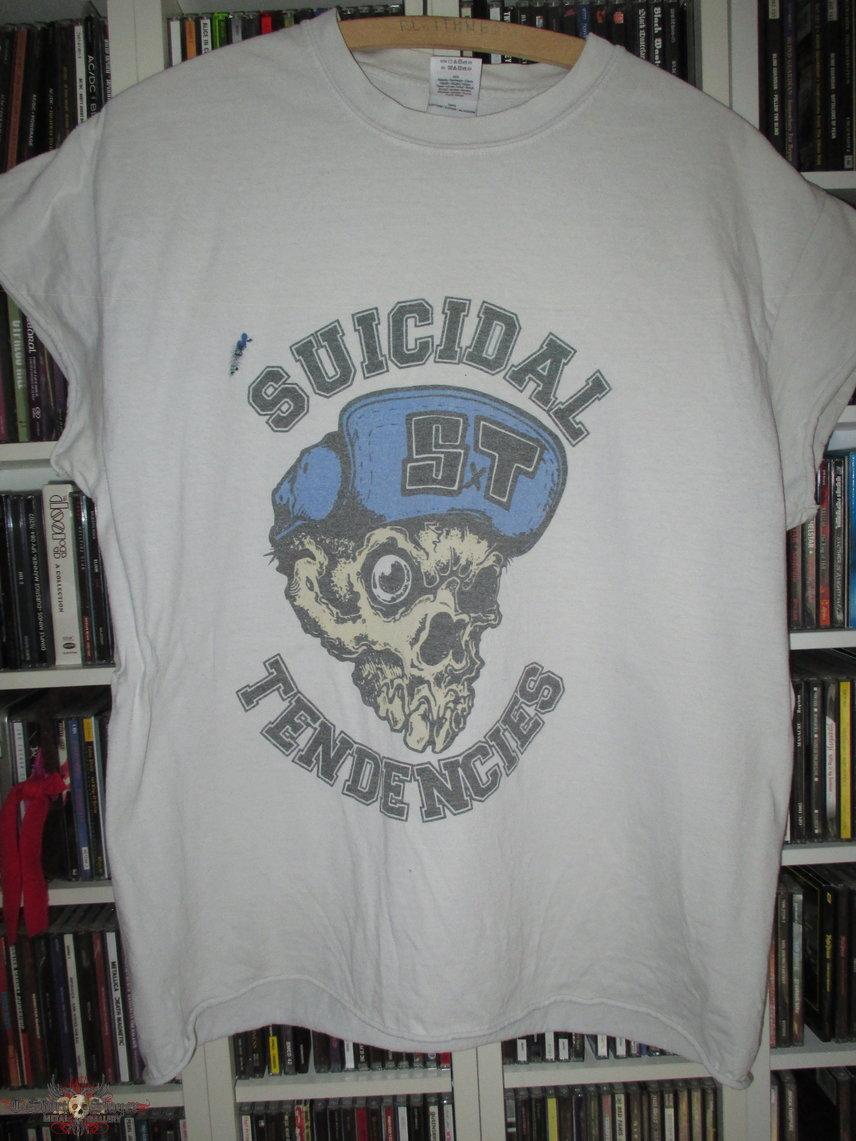 Suicidal Shirt