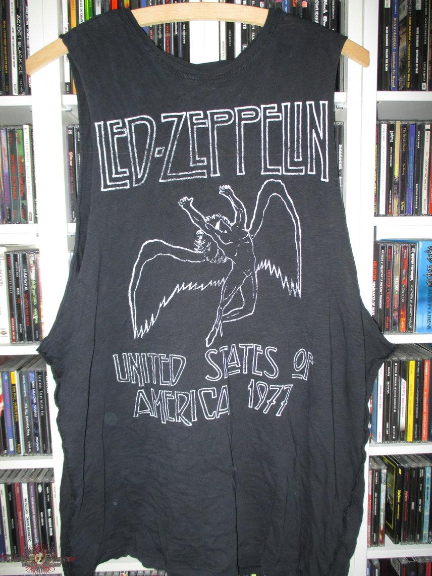 led zep shirt