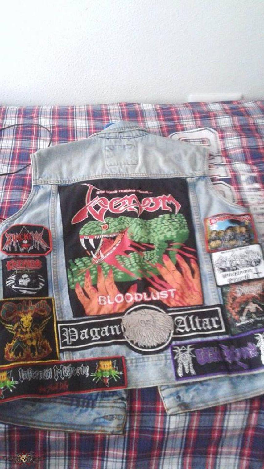 my battlejacket!!