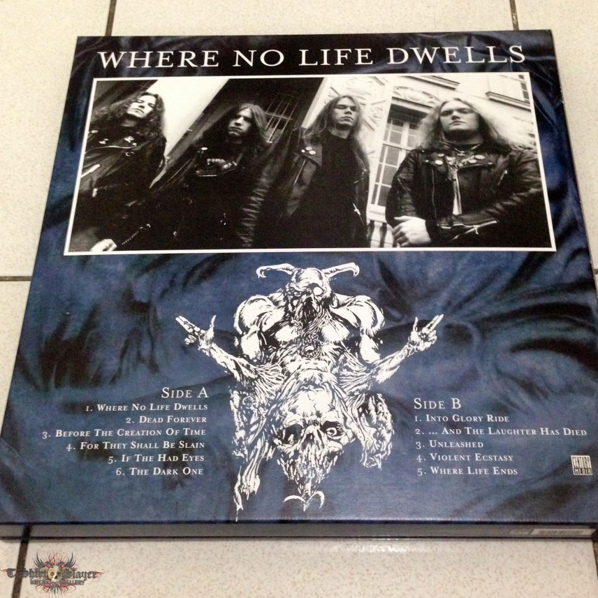 Unleashed Where No Life Dwells Limited Collector S Box