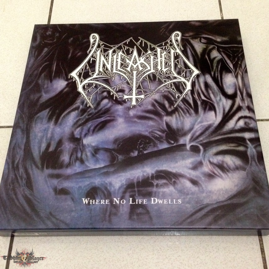 Unleashed - Where no life dwells - Limited collector's box set