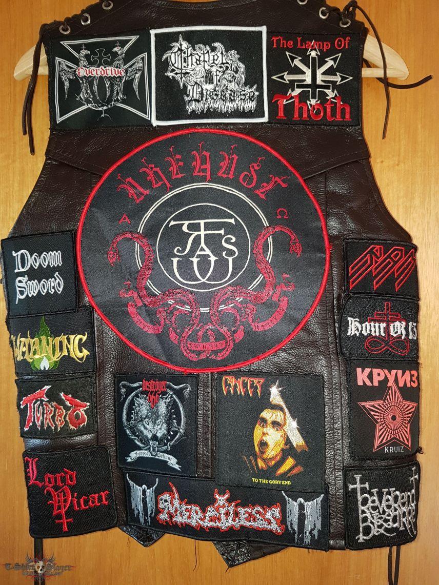 Leather Vest No.1
