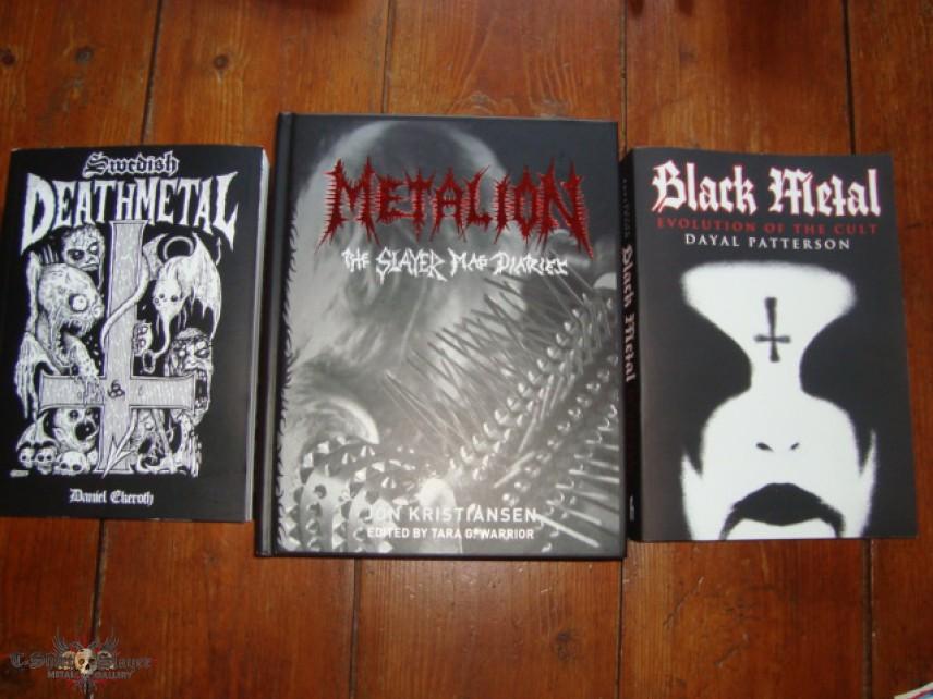 Metal Books