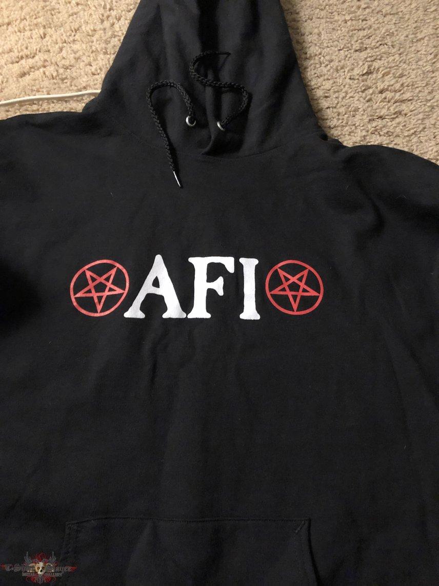 "AFI ""EBHC Pentagram"" bootleg"