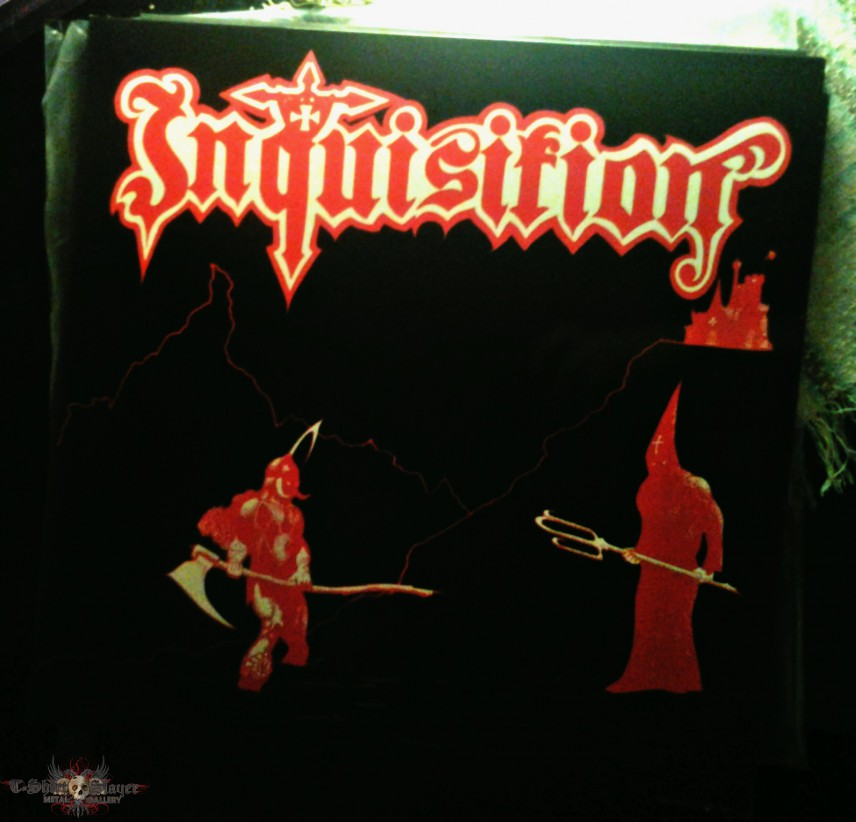Inquisition Anxious Death/ Forever Under 2x LP