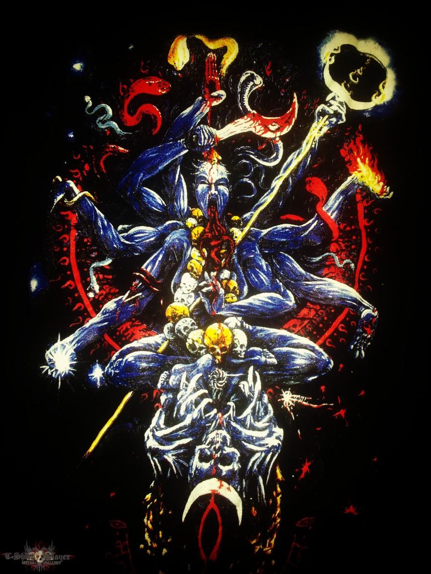 Cult of Fire - मृत्यु का तापसी अनुध्यान Girlie T-shirt