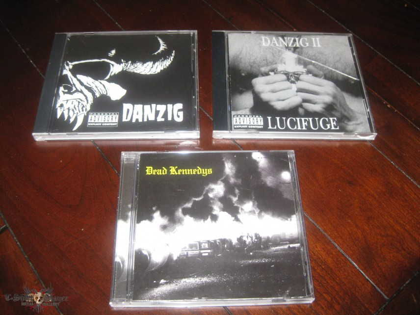 some cool CD's I have