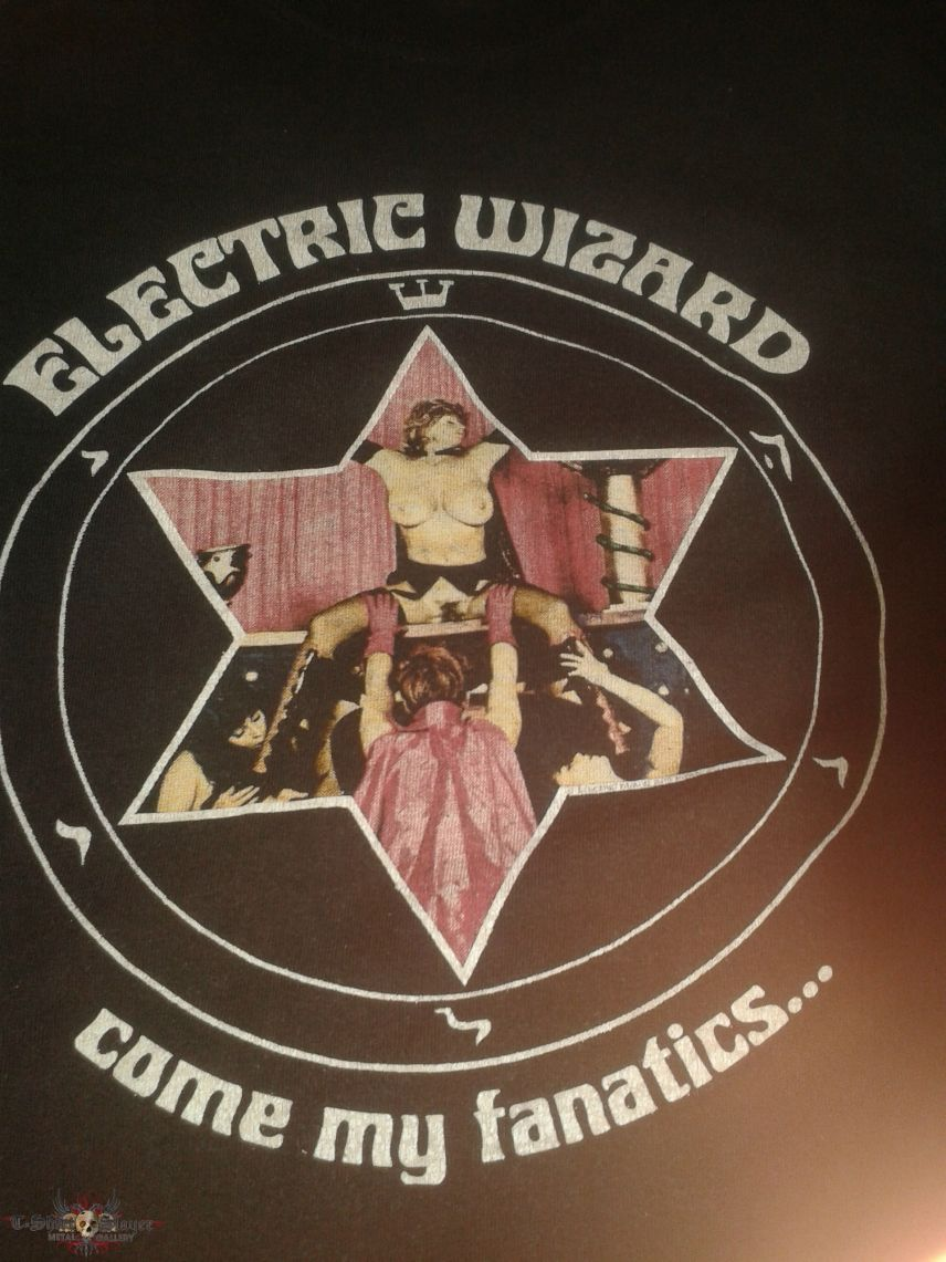 Electric Wizard Shirt