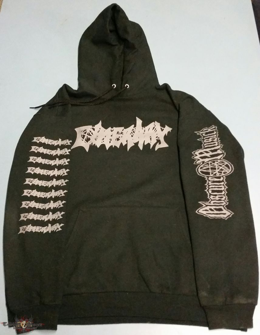 Cinerary, Rituals of Desecration, hoodie